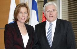 Livni Steinmeier