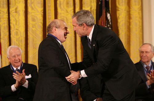 Sharansky Bush 2006