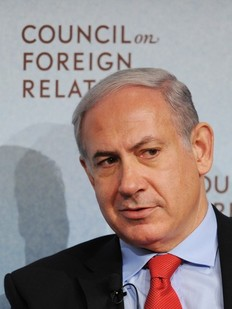 Netanyahu at CFR