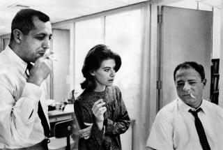 Podhoretz  Theodore Solotaroff  Marion Magid in 1966 (Gert Berliner NYT)