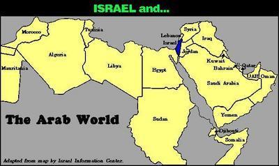 Israel_and_arab_world