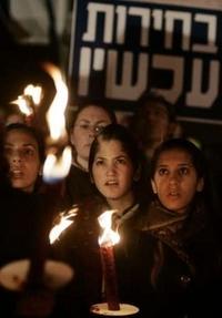 Olmert_protest_4
