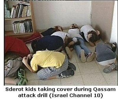 Sderot_kids_drill